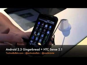 HTC Incredible S Hands-On Video