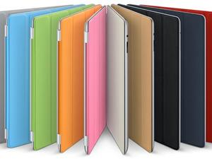 Apple Patents iPad Case with Smart Cover, Flexible Display