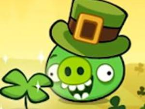 """Angry Birds """"Go Green, Get Lucky"""" Game Trailer Released"""