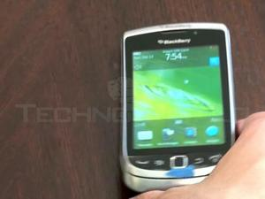 Exclusive: BlackBerry Torch 2 Video Tour