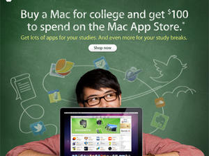 Apple Launches 2011 Back to School Promo