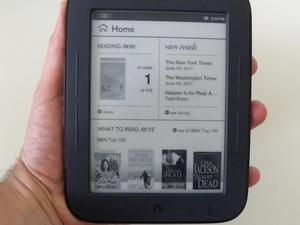 Barnes & Noble (all-new) Nook First Impressions