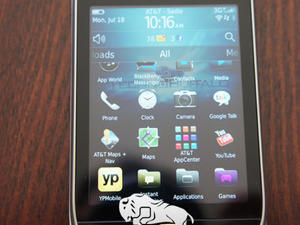 Blackberry Torch 2 (9810) Prototype Reveals it's AT&T Bound