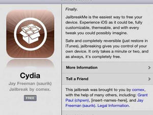 JailbreakMe Breaks Open iPad 2, Apple Vows to Close Security Hole
