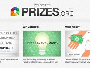 Google Quietly Launches Prizes.org