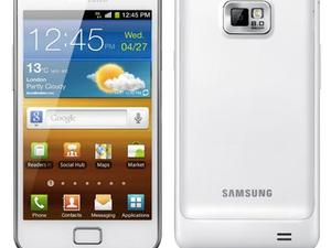 Samsung Confirms White Galaxy S II is Coming... And It's a Beauty