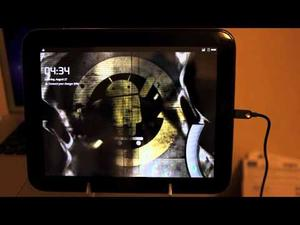 TouchPad, Meet Android (video)