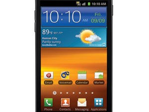 Samsung Galaxy S II Epic 4G Touch Now Available on Sprint