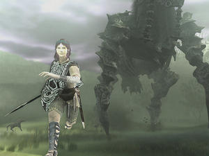 Bonus Content Trailer for ICO & Shadow of the Colossus