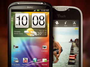 HTC Sensation 4G vs. HTC MyTouch 4G Slide; Android Smackdown