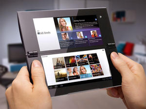 Sony Tablet S, Tablet P Now Available to Pre-Order in U.K.