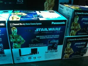 Original Star Wars Trilogy Comes to Blu-ray One Month Early Thanks to Panasonic (UPDATE)