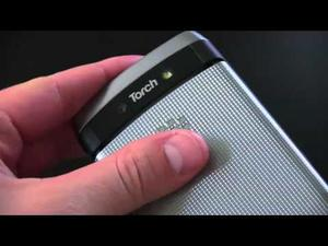 BlackBerry Torch 2 (9810) Unboxing (video)