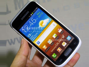 White Samsung Galaxy W Revealed in Leaked Images