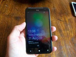 First Impressions: The HTC TITAN is Big, Beautiful and Blazing Fast