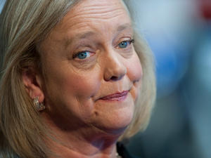 Meg Whitman Named as CEO of HP (DEVELOPING)