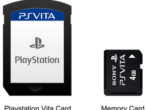 Sony: PS Vita's Proprietary Card Format Meant to Combat Piracy