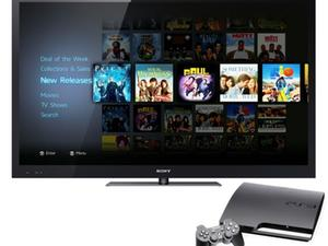 Sony Unveils Video Unlimited for PS3, Dishes Video Tour