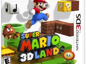 Super Mario 3D Land more than Doubles 3DS Sales in Japan