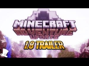 Minecraft 1.8's Official Trailer Released