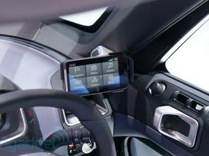 The Best Phone Accessory Ever? VW Nils Car Designed For HTC Desire