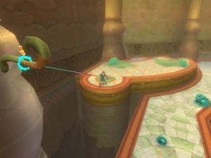 Prepare to Play with a Whip in Zelda: Skyward Sword