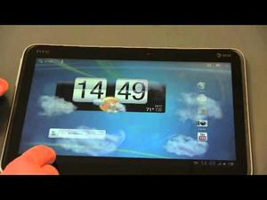 HTC Jetstream Unboxing (video)