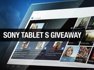 International Giveaway: Win a Sony Tablet S and More! (CLOSED)