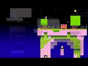 IndieCade Awards FEZ Game with Top Honors