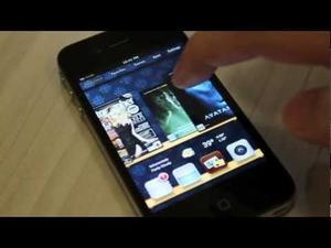 Get the Amazon Kindle Fire Now... On Your iPhone and iPod Touch [Video]