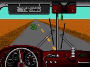 Desert Bus Brings Driving Excitement to iOS, Android