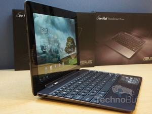 Asus Transformer Prime Now Available to Pre-Order in U.K., Ships January