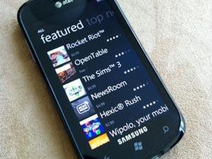 Windows Phone Marketplace Reaches 50,000 Apps