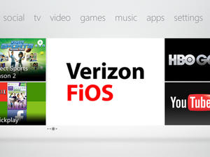Verizon FiOS Bringing 26 Channels of TV to Xbox 360