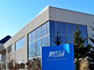 RIM Maps Strategy For the Future of the Company