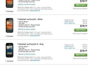 T-Mobile Unleashes Herd of Devices, Including Galaxy 10.1 Tablet, myTouch Q, HTC Radar, More!