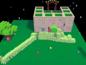 "Indie Game ""Voxatron"" Makes Its Pay-What-You-Want Debut"