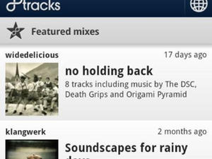 8tracks App - Mixtapes for the New Media Generation? (Android/iOS)