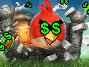 Angry Birds Publisher Rovio Laying off 110 Employees