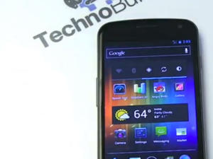 Galaxy Nexus review: (video) - Say Hello to Android's Future