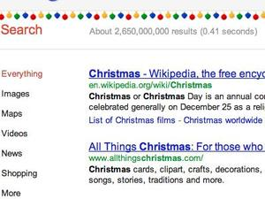 Google Gets Festive with Search, YouTube Hidden Features
