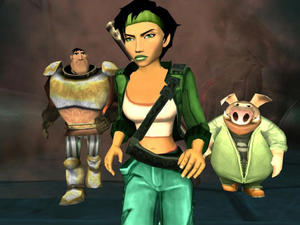 Developer Says Beyond Good & Evil was Better Left Without HD