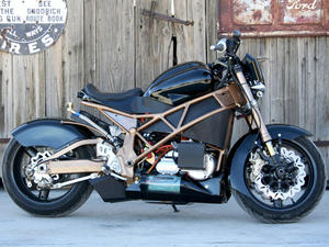 Brutus 2.0 Electric Sport Cruiser Was Born To Be Quiet