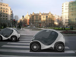 MIT's Folding Hiriko EV is Geared for Production