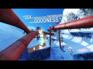 SSX Trailer Features Gameplay, Accolades (Video)