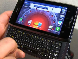Motorola Droid 4 Hands-On from CES 2012 (video)
