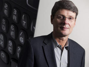 Former BlackBerry CEO Thorsten Heins out as CEO of Powermat