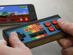 iCADE 8-Bitty Brings Old School Control to iOS Devices