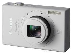 Canon PowerShot ELPH 530 HS and 320 HS Bring on the Wi-Fi