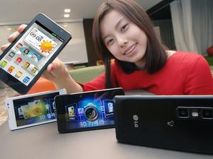LG Outs Optimus 3D Max Android Smartphone with 3D Video Editing